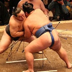 Asashoryu Fight